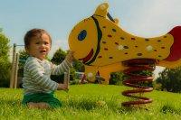 Przydomowy plac zabaw